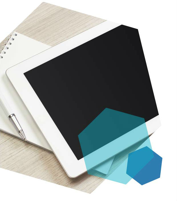tablet and notepad 620x701